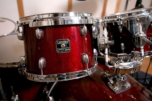 Trumset - Gretsch Catalina Maple