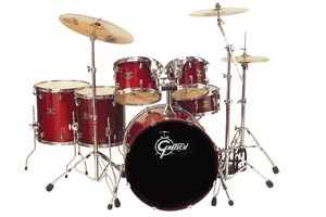 Gretsch Catalina Maple Trumset